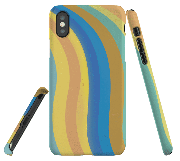 Stripez-i-Phone-X-Snap-Case