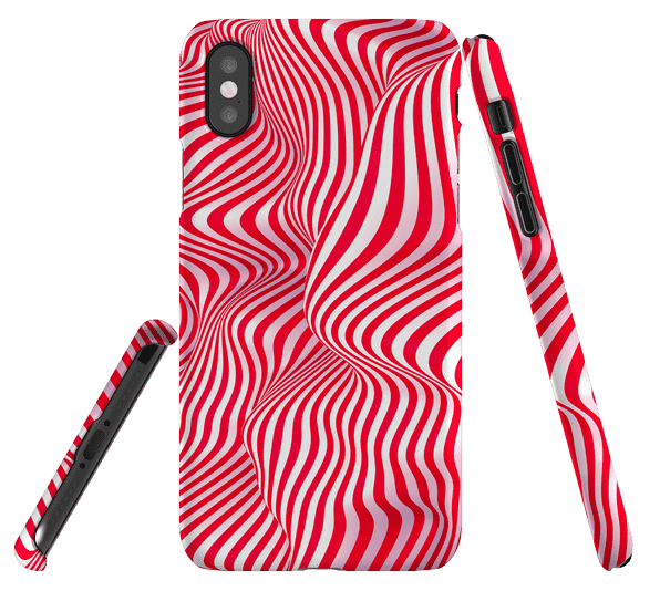 Taffy-i-Phone-X-Snap-Case